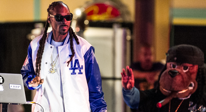 The Fantastic Voyage 2018, Featuring Snoop Dogg