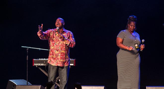 The Fantastic Voyage 2018, Gospel Explosion