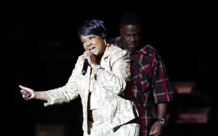 The Gospel Explosion! Featuring: Shirley Caesar, Brian Courtney Wilson, Smokie Norful and More on the 2019 Tom Joyner Fantastic Voyage Presented by Denny's