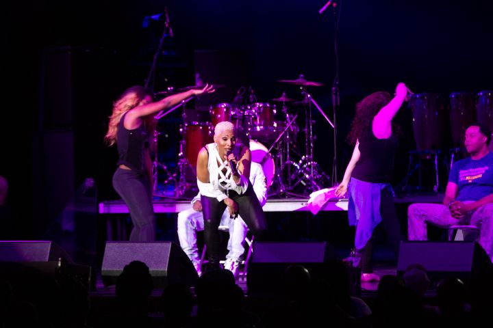 Ladies of Hip Hop: Ladies Night