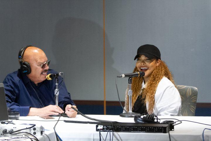 Tom Joyner 1 on 1 with Janet Jackson