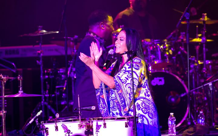 Sheila E. Takes Over the Stage on the 2019 Fantastic Voyage