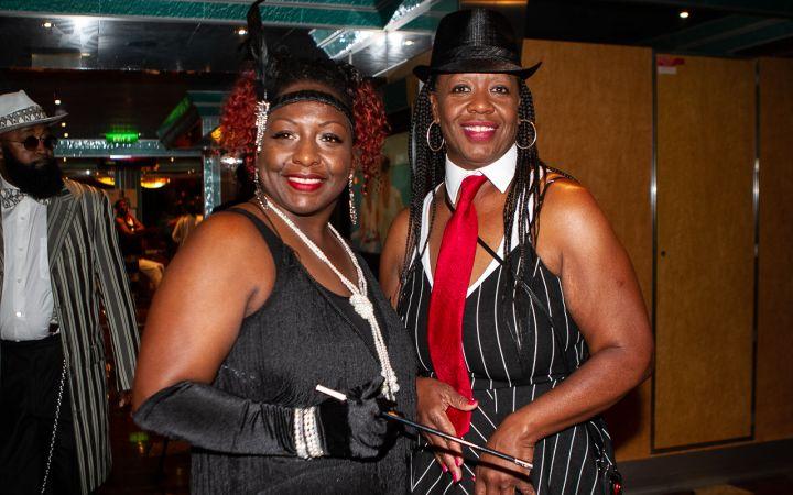 The Roaring 20s/Harlem Nights