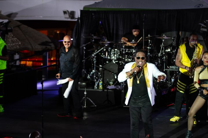 A Night with Charlie Wilson
