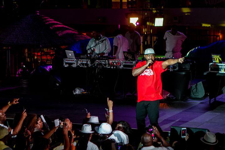 New York Hip-Hop Takeover