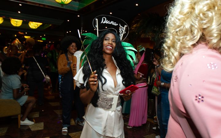 70s Night on the 2019 Fantastic Voyage