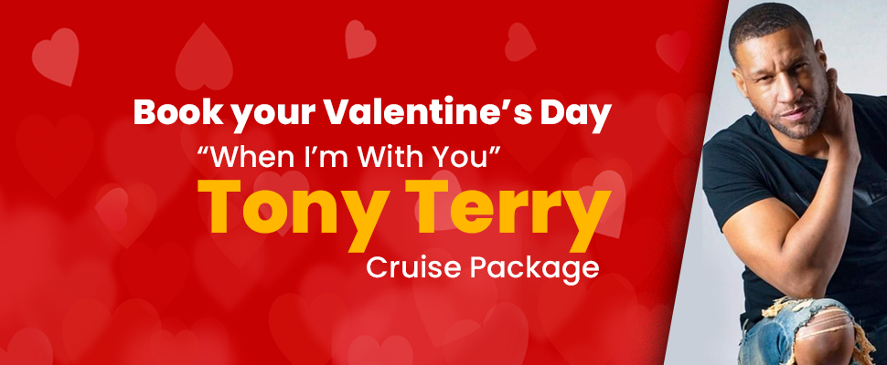 When I'm With You Cruise Package